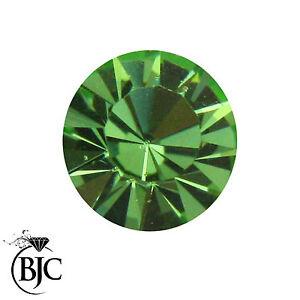 100 x Loose 4mm 4.00mm Mixed Colour Round Cut Foil Back Paste Stones / Glass