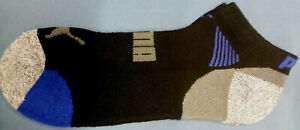 8 Pairs Puma Ankle Low Cut Sports Cushion Foot socks men's ladies Bulk
