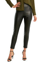 Women & Girls 100% Real Lambskin Stretched Leather skinny fit pant Lagging Style
