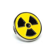 Radioactifs Toxique Déchets Rouge/Noir Émail Pins Broche Badge / Hazardous Mutan