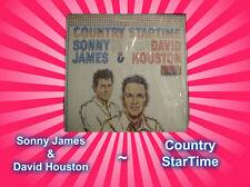 JAMES. SONNY - DAVID HOUSTON / COUNTRY TIME