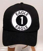 SPACE 1999 EAGLE 1 Logo Baseball/Trucker Cap/Hat w Patch