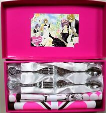 Kaicho wa Maid Sama Cutlery set postcard fork spoon place mat official anime