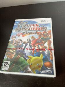 Super Smash Bros. Brawl Nintendo Wii, 2008 - Brand New Sealed