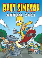 Bart Simpson Annual 2011 (Annuals), Groening, Matt , Acceptable   Fast Delivery