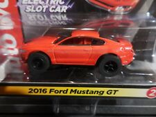 AUTO WORLD ~ '16 Ford Mustang GT ~ New in Clam Pack  ~ Also Fits AFX, AW, JL