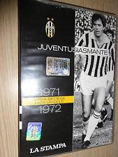 DVD JUVENTUSIASMANTE 1971-1972 ARRIVA BETTEGA INIZIA UIN CICLO JUVENTUS FC
