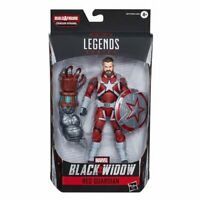 IN STOCK! Black Widow Marvel Legends 6-Inch RED GUARDIAN Action Fig. BY HASBRO