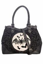 Banned Dragon Nymph Gothic Bat Handbag