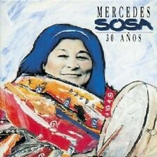 "MERCEDES Sosa"" 30 anos ""CD NUOVO"