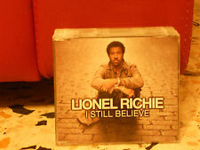 LIONEL RICHIE - I STILL BELIEVE radio edit 3,34 - CD SLIM CASE PROMOZIONALE 2004