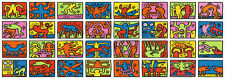 Ravensburger Puzzle 17838 Keith Haring Double Retrospect 32000 teile