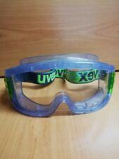 Occhiali Masch di Protezione Sicurezza Protettivi da Lavoro UVEX ULTRAVISIO
