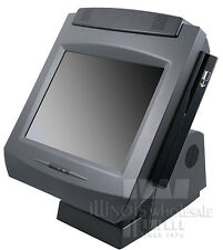 Ncr RealPos 70 Terminal, 12� Display, w/Msr (7402-1140) (New)