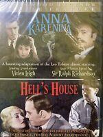 Anna Karenina /  Hell's House Bette Davis Vivien Leigh  Double Feature DVD