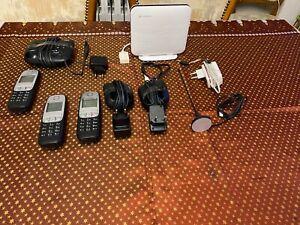 VODAFON RL 500(GSM FIXED WIRELLESS TERMINAL)+ANTENNE,NETZTEIL+3XMOBILTEILE U.V.M