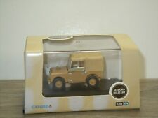 Land Rover - Oxford 1:76 in Box *40743