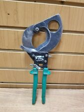 Greenlee 45207 Compact Ratchet Cable Cutter