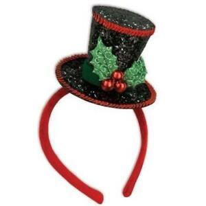 Christmas Caroler Headband Winter Christmas Decoration