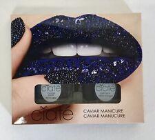 "Ciate Caviar Manicure Set, ""Black Pearls CM001"" Limited Edition Expiration '17"