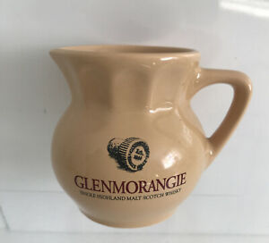 The Glenmorangie Small Water Jug Single Highland Malt Scotch Whiskey Whisky 7cm
