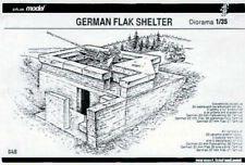 Plus Model 46 - 1:35 Keramikteile Deutscher Flak Bunker WW II