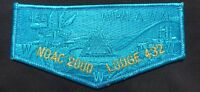 WIPALA WIKI OA LODGE 432 BSA GRAND CANYON COUNCIL NOAC 2000 GMY FLAP