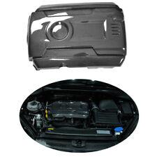 Carbon Motorabdeckung Abdeckung für VW Golf7 VII GTI R 14-17Engine Cover