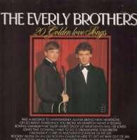 The Everly Brothers* 20 Golden Love Songs LP Comp Vinyl Schallplatte 169179