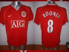 "Manchester United Rooney Jersey Camisa Adulto L 44"" Inglaterra Fútbol Nike"