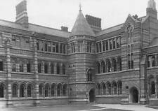 OLD PHOTO The New Quad At Rugby School Warwickshire 1923