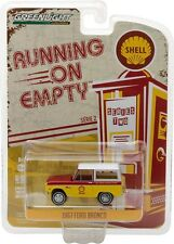 Greenlight Running on Empty 1967 Ford Bronco Shell Oil Free USA Shipping