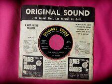 JAY DARROW  The Body-O Twist - Teen Rock 45 rpm - Original Sound 19 - VG++ to NM