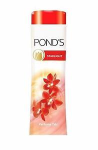 Ponds Starlight Talc Perfumed Talc / Choose Pack / 100g + USA