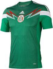 AUTHENTIC maillot Mexique Soccer Jersey Mexico 2014 shirt XL maglia trikot kit