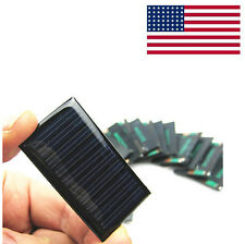 5V 30mA 53X30mm Micro Mini Power Solar Cells For Solar Panels - DIY Projects ...