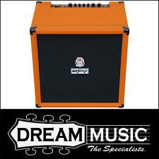 Orange Crush Bass 100 Bass Combo Amp 100W Amplifier RRP$1099