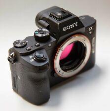 Sony Alpha a7R Mk2 camera body