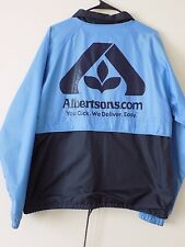 Org. by Port Authority Albertsons You Click, We Deliver, Easy, RARE Jacket sz M