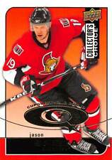 2008-09 Collector's Choice Cup Quest #CQ45 Jason Spezza SR