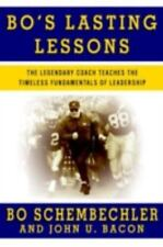 Bo's Lasting Lessons: The Legendary Coach Teaches the Timeless Fundamentals of