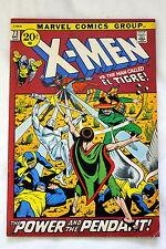 1971 UNCANNY X-MEN #73 - FINE/VERY FINE - MARVEL COMICS