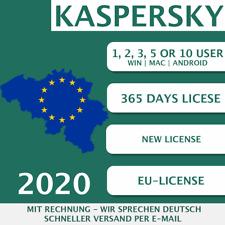 Kaspersky Internet Security 2020 / 2022 [1 PC, 2 PC, 3 PC, 5 PC  10PC  USER]