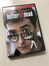 Better Off Dead-Dvd ~ Widescreen 1985 John Cusack K12