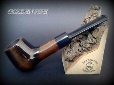 Handgemacht Holz Tabakpfeife für Tabak Birne 52 Gerade Braun + Filter