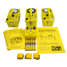Victoreen Cd V 777 Radiation Detection Set With 3 Meters Charger Amp 6 Dosimeters