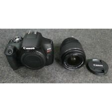 Canon EOS Rebel T7 DSLR Camera 24.1MP With 18-55mm Lens Black