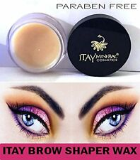 Itay Beauty  Brow Shaper Wax Paraben Free To use with  Brow Fibers & Brow Powder