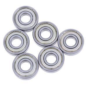6000-ZZ Metal shields bearing 6000 2Z bearings 6000ZZ 10x26x8mn