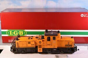 LGB Spur G Diesellok Schoema Nr. 20670 DIG